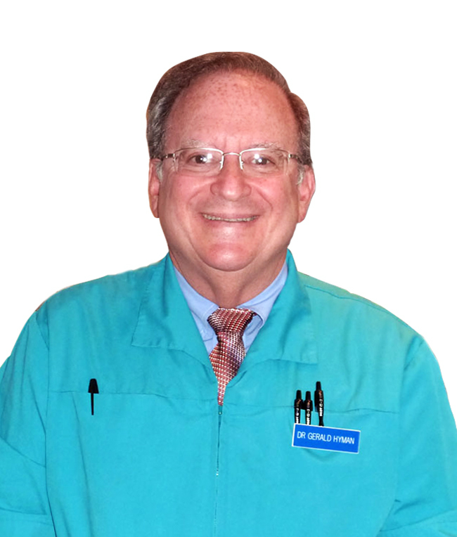 Dr. Gerald Hyman